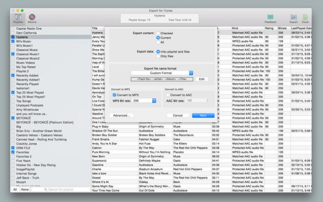 export iPhone notes to PC or Mac via iTunes
