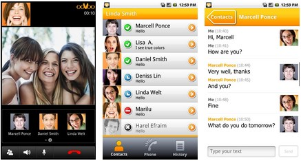 oovoo para android