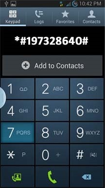So entsperren Sie das Samsung Galaxy S3 mithilfe eines Samsung Galaxy S3-Freisch