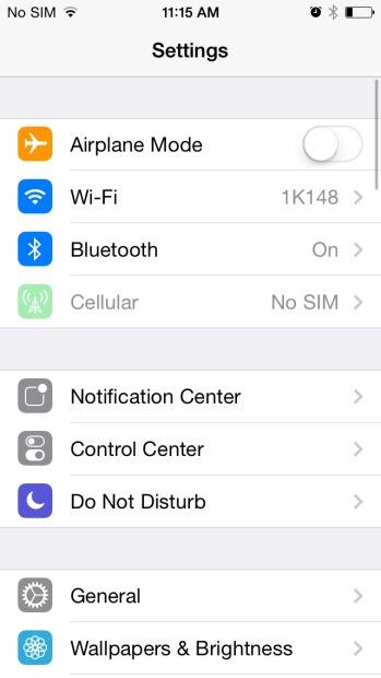 福特同步iPhone  - 将手机与福特SYNC配对的第2步