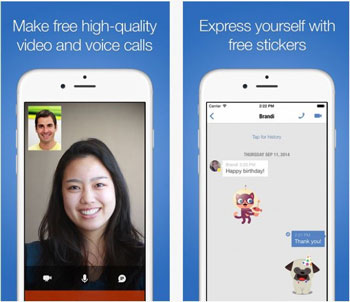 kostenlose Anruf-App - Imo