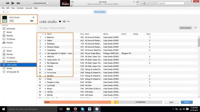 Edit Playlist on iPod-playlist