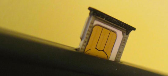replace sim card to another network
