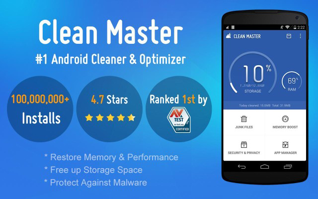 Top 2 Cleaning Apps for Android