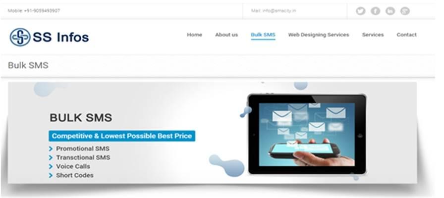 Top 10 des sites de SMS gratuit pour envoyer des SMS en ligne