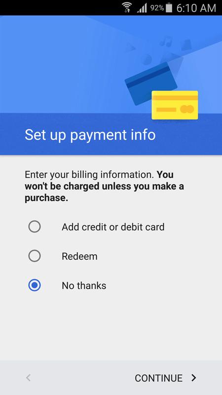 per gli utenti con backup recuperare i contatti samsung dall account google