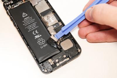 更换iPhone 5s电池