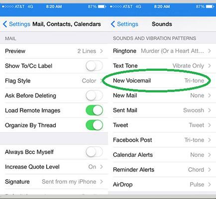 Manual: How to Reset Voicemail Password on iPhone AT & T or