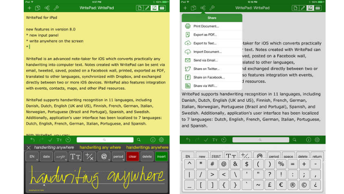 notes app for iphone