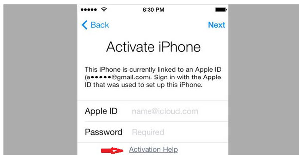 4 ways to bypass icloud lock for your iphone. Black Bedroom Furniture Sets. Home Design Ideas