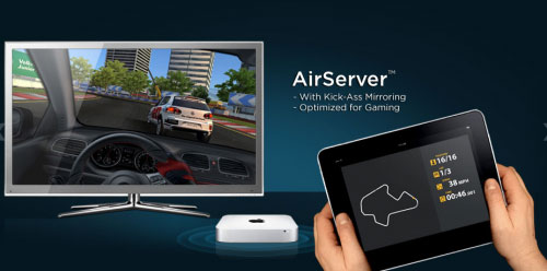 Gratis screen recorder - AirServer