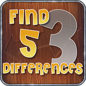 games on Android 2.3/2.2-Find the 5 Differences