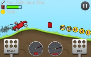 games on Android 2.3/2.2-Hill Climb Racing