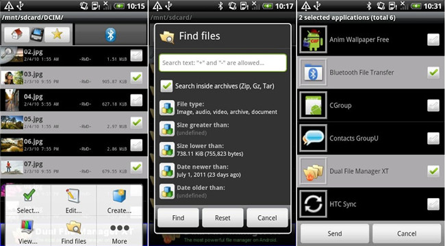 android file transfer apps-Bluetooth File Transfer