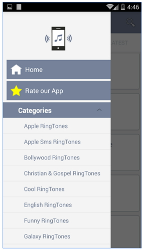 Ringtone Apps for Android-Mobile Ringtones 2015