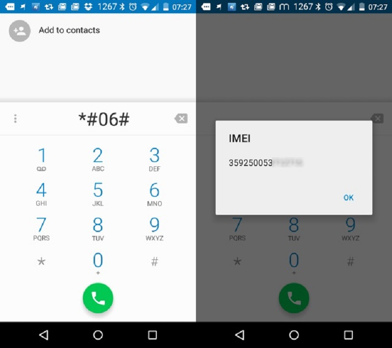 code to unlock an android phone