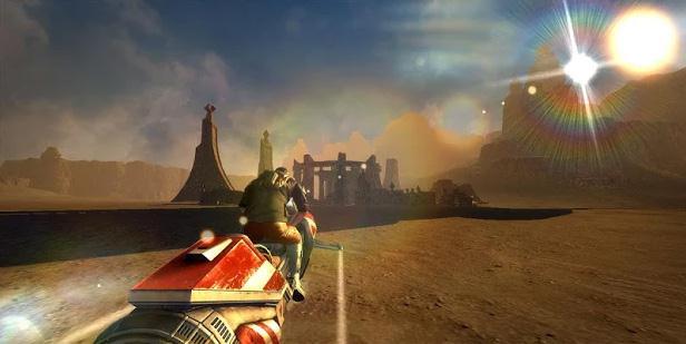 adventure games-EXILES