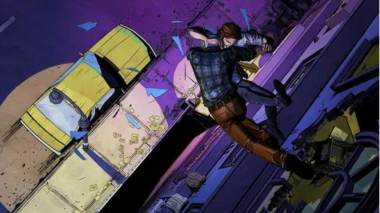 adventure games-The Wolf Among us
