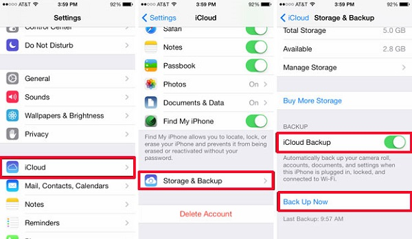 how to backup iphone to cloud die 11 meistgestellten fragen zum iphone backup mit itunes 6429