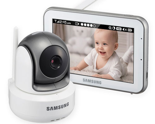Best Baby Monitor With Big Screen