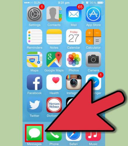 Teil 1: Wie man alte Mitteilungen automatisch auf dem iPhone löschen lässt