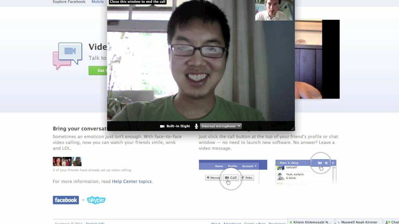 fd066a73427cf Problemas Comunes con el Video chat de Facebook- dr.fone