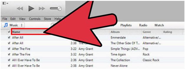 apagar músicas duplicadas no ipod/iphone/ipad - ordenar conteúdos