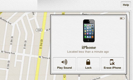 réinitialiser iphone verrouillé