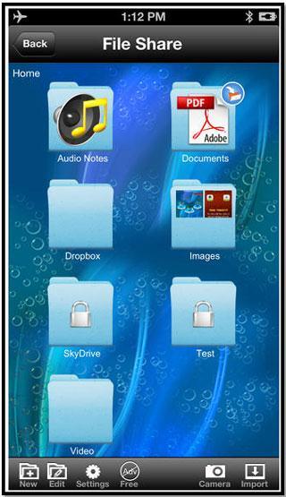 iphone bluetooth übertragen