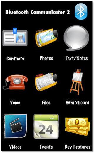 iphone bluetooth datei übertragen