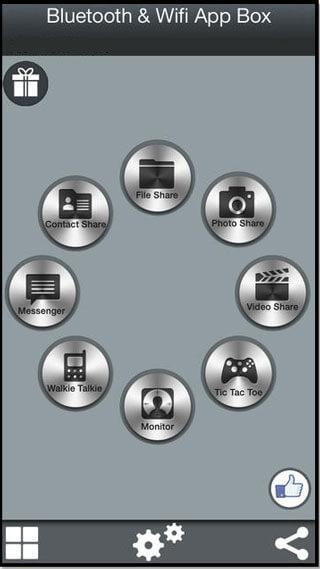 iphone wifi übertragen