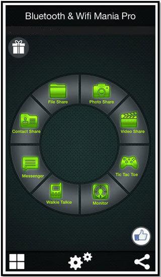 bluetooth dateiübertragung iphone