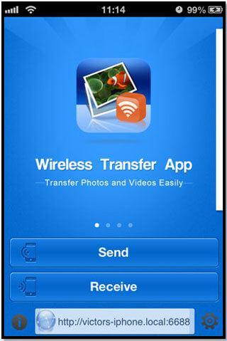 bluetooth übertragen iphone