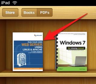 使用Dropbox将PDF文件从PC传输到iPad  - 成功传输PDF文件