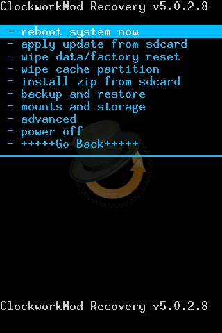 bricked android phone data recovery-Reboot system now.