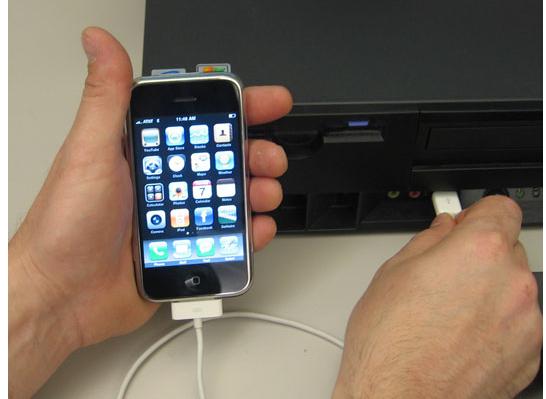 iphone crash message