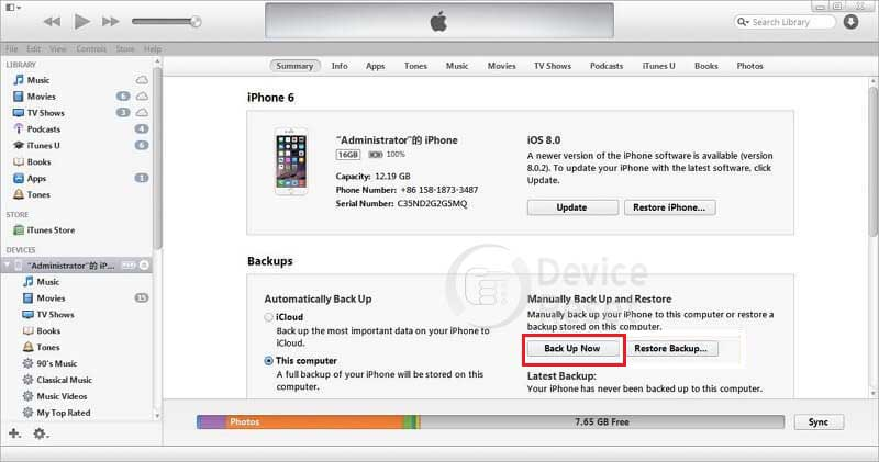 factory reset iphone tips