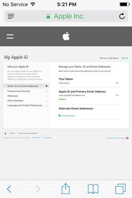 Guía Completa para Cambiar su Cuenta de iCloud