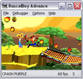 gba emulators-RascalBoy Advance