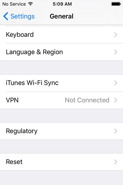 Как сделать жесткий сброс iPhone 4 без iTunes