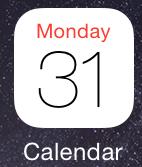 iPhone Kalender löschen