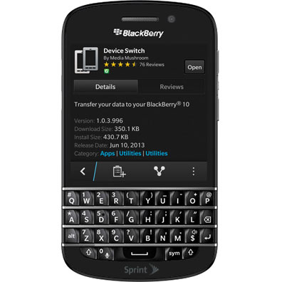 transfer data from Android to BlackBerry-04