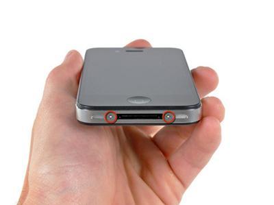 更换iPhone 4s的电池