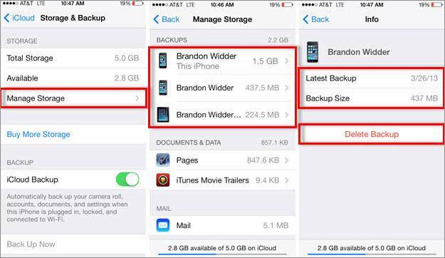 Tips And Tricks For How To Access Icloud Backup Files Dr