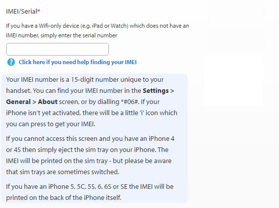 Unlock iPhone activation lock