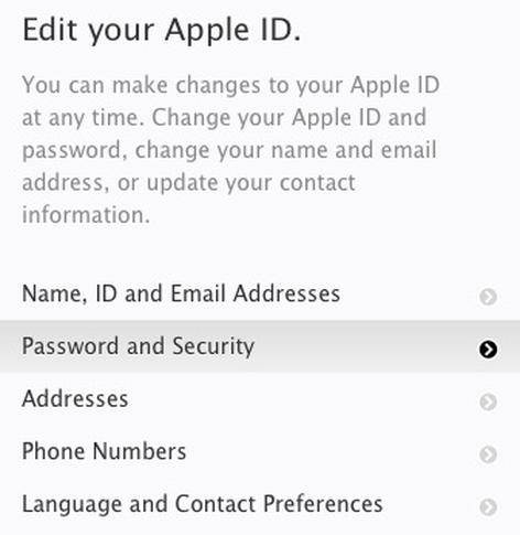 Halten Sie Hacker von Ihrer iCloud fern