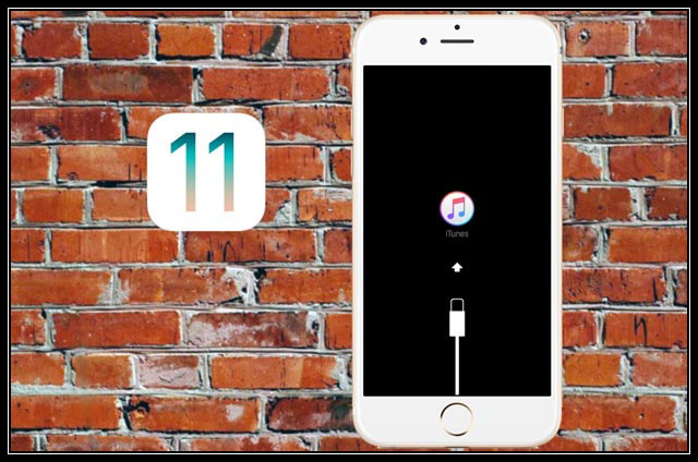 ios 11 bricked iphone