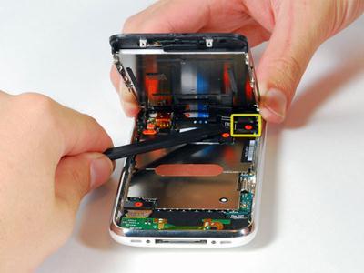 更换iPhone 3GS电池