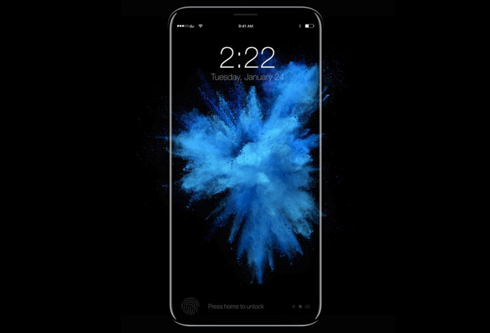 iphone 8 oled display