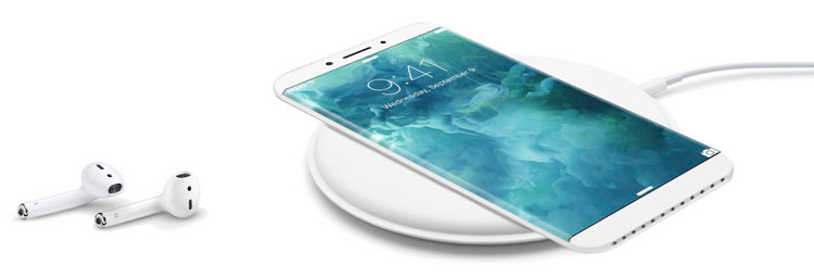 iphone 8 Wireless Charging Capability